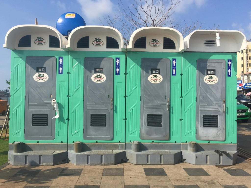 Cho thuê nhà vệ sinh công cộng tại Vũng Tàu